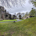 Huntly Castle - 4 by Paul Cannon