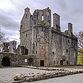 Huntly Castle - 5 by Paul Cannon