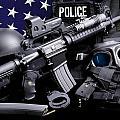 Huntsville Police by Gary Yost