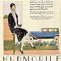 Hupmobile 1929 1920s Usa Cc Cars Womens by The Advertising Archives