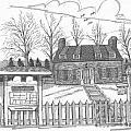 Hurley Historical Society by Richard Wambach