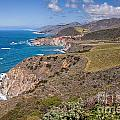Hurricane Point Vista by Stuart Gordon
