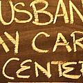Husband Day Care Center by Cynthia Guinn