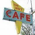Hut Cafe by Larry Hunter