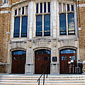 Hutchinson Central Technical High School by Rose Santuci-Sofranko