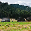 Huts In The Hills by Pati Photography
