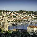 Hvar Overlook by Timothy Hacker