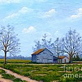 Hwy 302 Farm by Jerry Walker