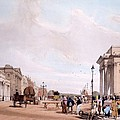 Hyde Park Corner, Looking by Thomas Shotter Boys