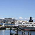 Hyde Street Pier - San Francisco by Daniel Hagerman