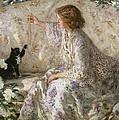 Hydrangeas, 1901 by Philip Wilson Steer