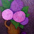 Hydrangeas by Madalena Lobao-Tello