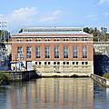 Hydroelectric Power by Susan Leggett