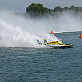 Hydroplane Gold Cup Race by Michael Rucker