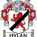 Hylan Coat Of Arms Irish by Heraldry