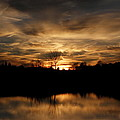 Hypnotizing Sunset