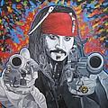 I Am Captain Jack Sparrow by Patrick Killian