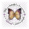 I Am Loved By Fabulous People by Amy Kirkpatrick
