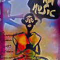 I Am Music #1 by Tony B Conscious