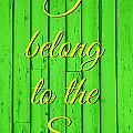 I Belong To The Sea by Tina Meador