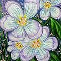 I Bloom With Courage by Mataji Villareal - Sharma