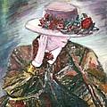 I Borrowed My Mother's Hat by Helena Bebirian