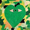 I Eye Love Green by Lisa Byrne
