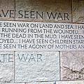 I Hate War by Cindy Manero