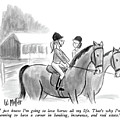 I Just Know I'm Going To Love Horses All My Life by Warren Miller