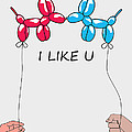 I Like You 2 by Mark Ashkenazi