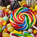 I Love Candy by Garry Gay