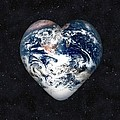 I Love Earth by Gravityx9 Designs
