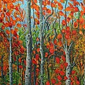 I Love Fall by Holly Carmichael