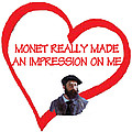 I Love Monet by Philip Ralley