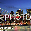 I Love New York -  Limited Edition by Hisham Ibrahim