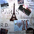 I Love Paris by Rita Brown