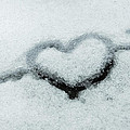 I Love The Winter Snow by Photographic Arts And Design Studio