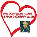 I Love Van Gogh by Philip Ralley