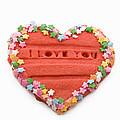 I Love You by Diane Macdonald