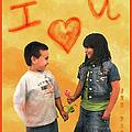 I Love You by Jennifer Page