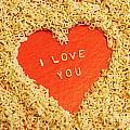 I Love You by Lars Ruecker