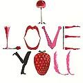 I Love You by Margaryta Yermolayeva