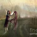 I Met An Angel On My Path by Angel Ciesniarska