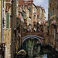 I Ponti A Venezia by Guido Borelli