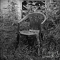 I Used To Sit Here by Luke Moore