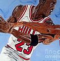 Michael Jordan by Nathaniel Gawayne Sutton