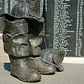 Iaff Fallen Firefighters Memorial 1  by Susan McMenamin