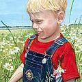 Ian's Field Of Dreams by Barbara Jewell