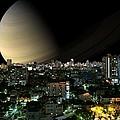 Iapetus City Saturn