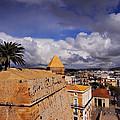 Ibiza Town Walls by Karol Kozlowski